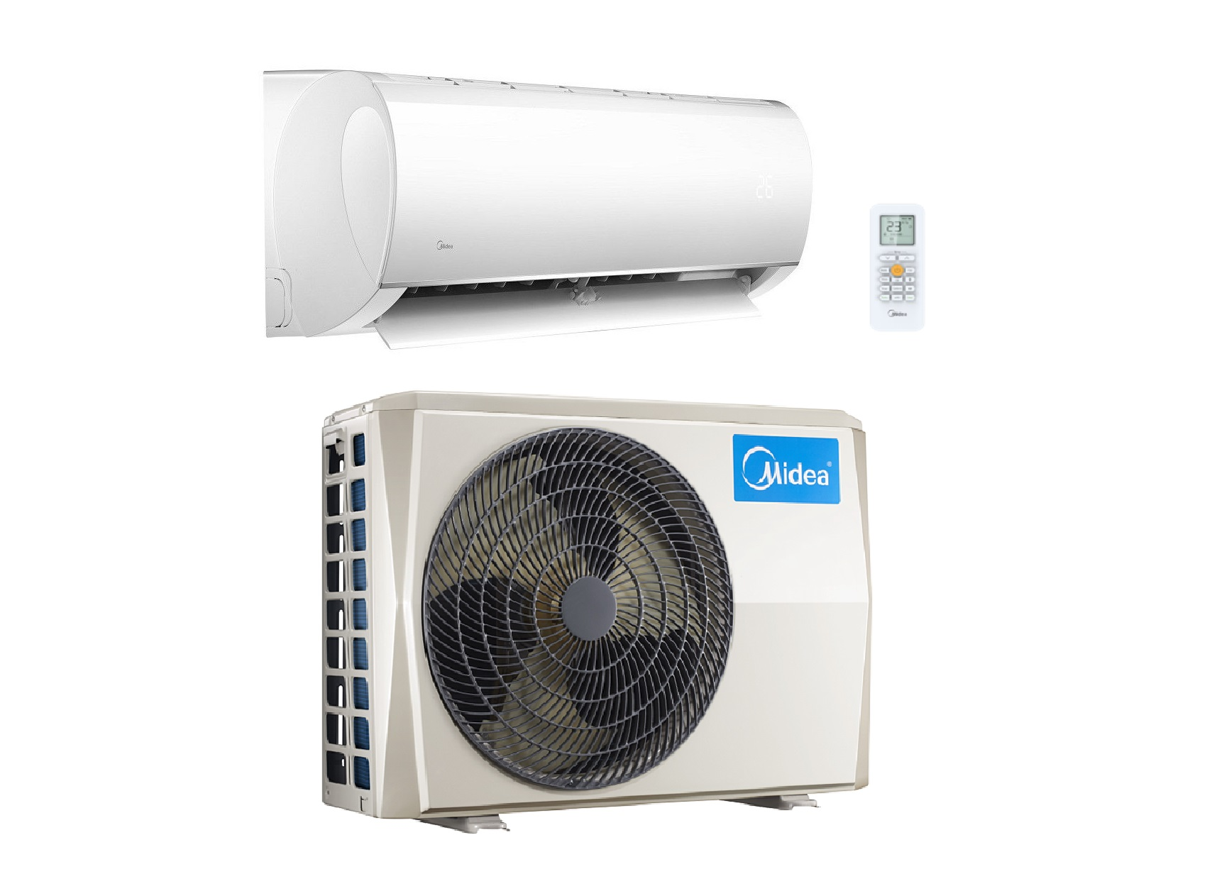 #1479B7 Midea Blanc MSMA 09HRN1 Q ION Air Conditioner To Buy In  Best 4823 Inverter Window Ac photos with 1708x1256 px on helpvideos.info - Air Conditioners, Air Coolers and more